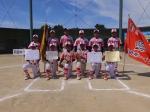 STOP飲酒運転 スズキ自販福岡カップ少年硬式野球夏季福岡大会2017